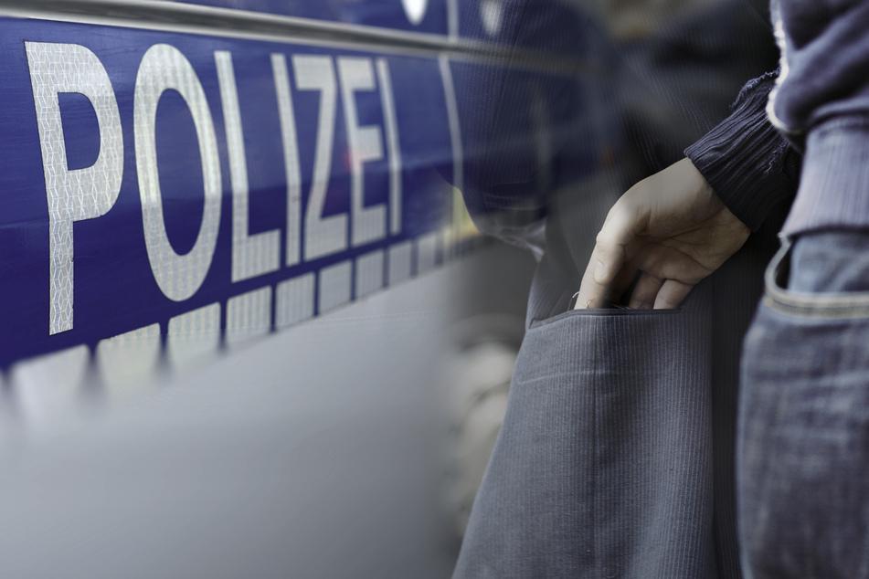 Viele der Taschendiebe kamen glücklicherweise nicht weit und konnten von der Polizei gestellt werden. (Symbolbild)