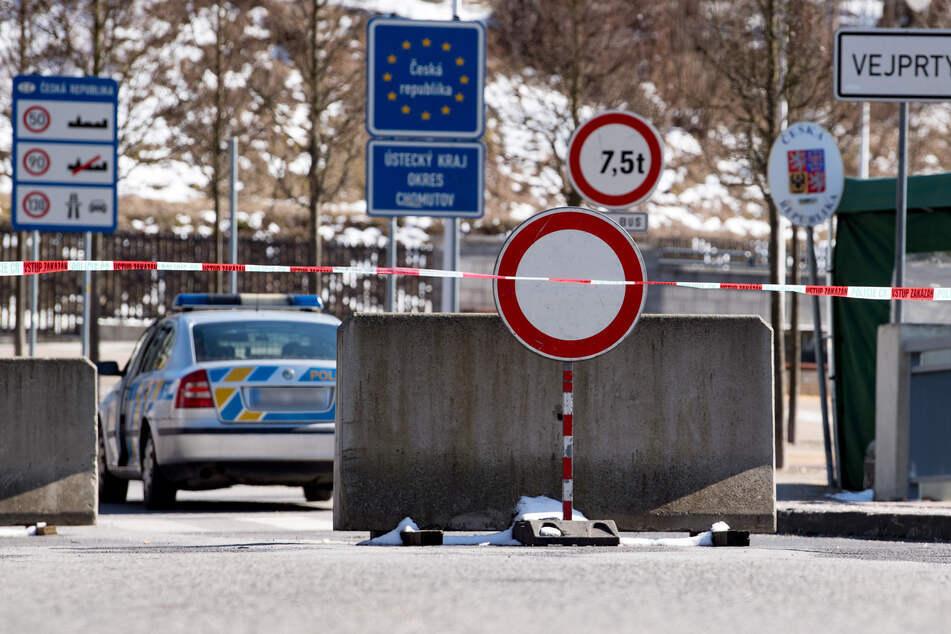 Wegen der strengen Kontrollen an der bayerisch-tschechischen Grenze kommt es zu Verzögerungen.
