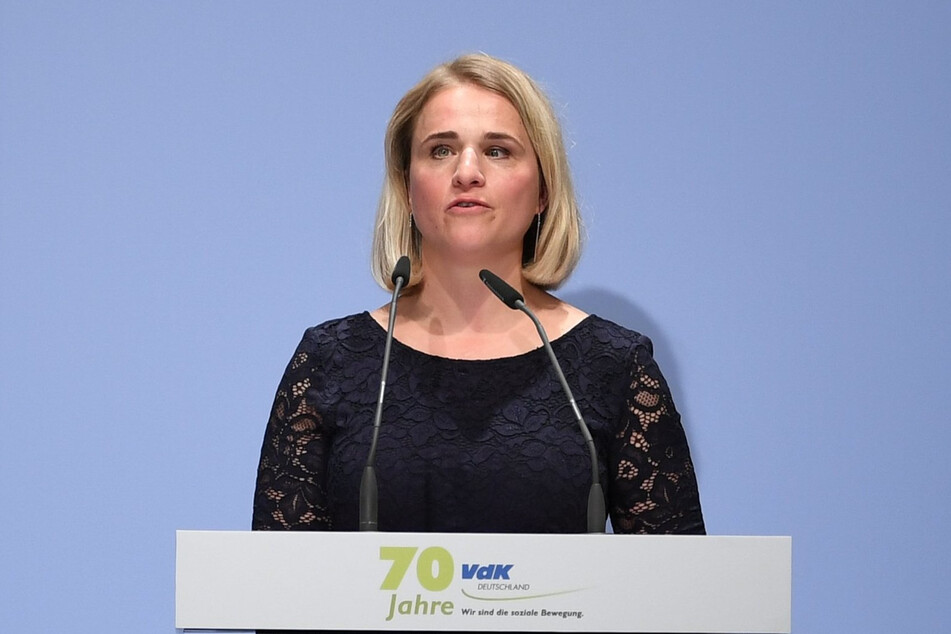 Verena Bentele, Präsidentin des Sozialverbandes VdK. (Archivbild)