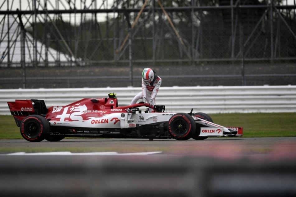 Coronavirus: Formel 1 testet vor Silverstone-Rennen 5127 Menschen auf Corona