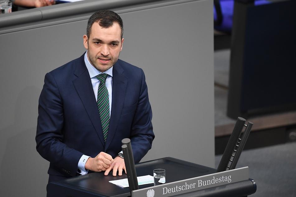 Konstantin Kuhle (FDP).