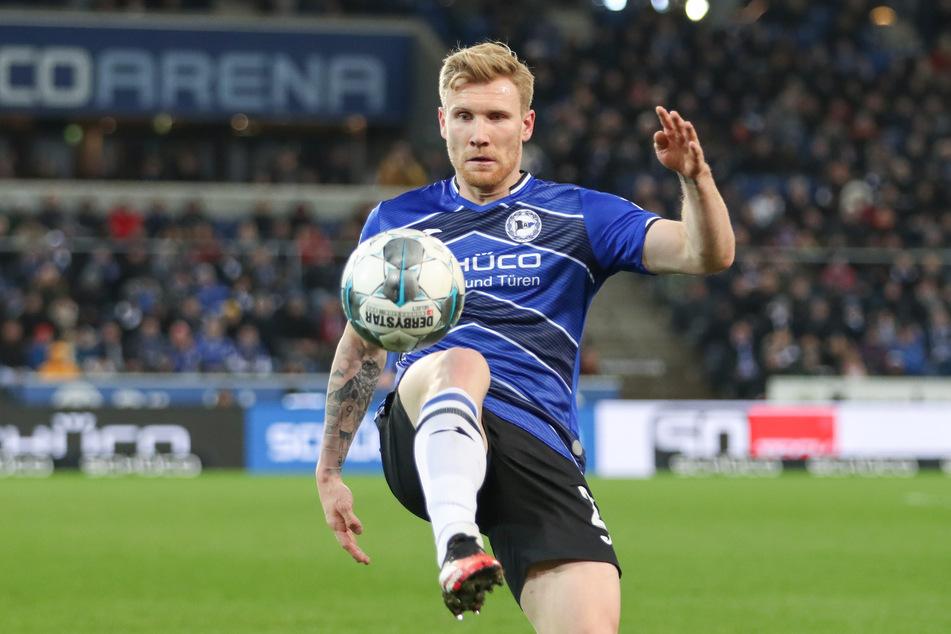 Andreas Voglsammer (29) wechselt von Arminia Bielefeld zu Union Berlin.