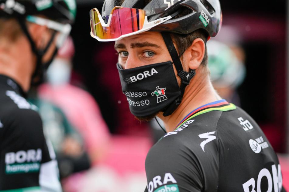 Der Slowake Peter Sagan vom Team Bora-Hansgrohe.