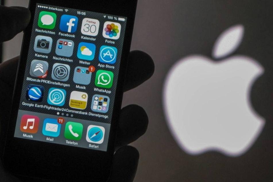 Weltweite Störung bei Apple