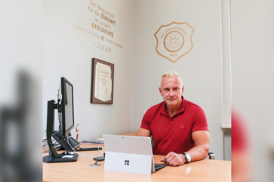 FCE-Geschäftsführer Michael Voigt wird mit der DFL und dem Club Kontakt aufnehmen, um das Nürnberg-Spiel vorzuziehen.