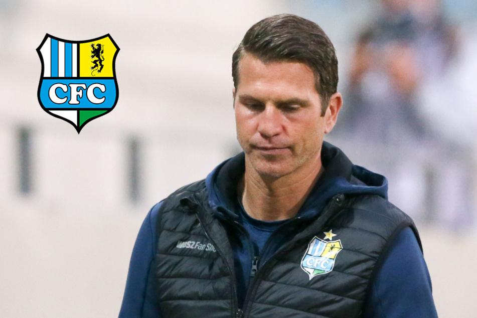 """CFC-Coach Glöckner vor Kellerduell mit Münster: """"Druck spüren wir immer!"""""""