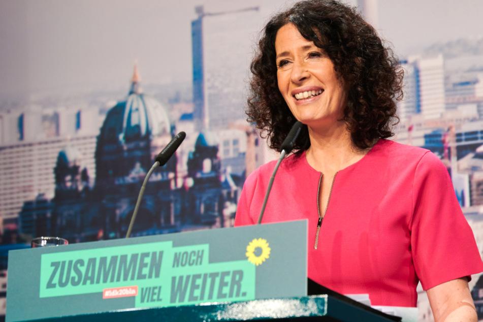 Berliner Grüne wählen Bettina Jarasch zur Spitzenkandidatin!