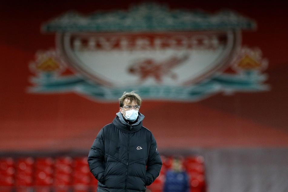 Jürgen Klopp (53) mit der fünften Heimspielniederlage in Folge! Die Anfield Road lechzt nach einem Sieg des FC Liverpool.