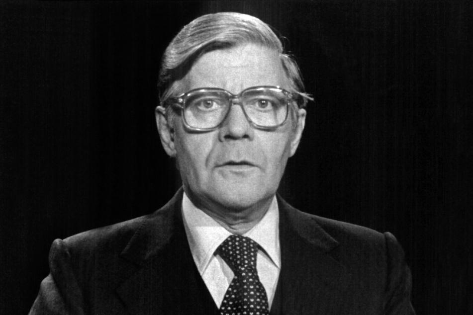 Helmut Schmidt (†96, SPD) war der fünfte Bundeskanzler Deutschlands.