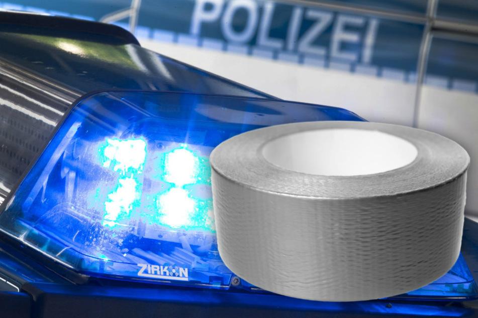 15-Jährige mit Panzerband gefesselt: Anzeige gegen Jugendlichen!
