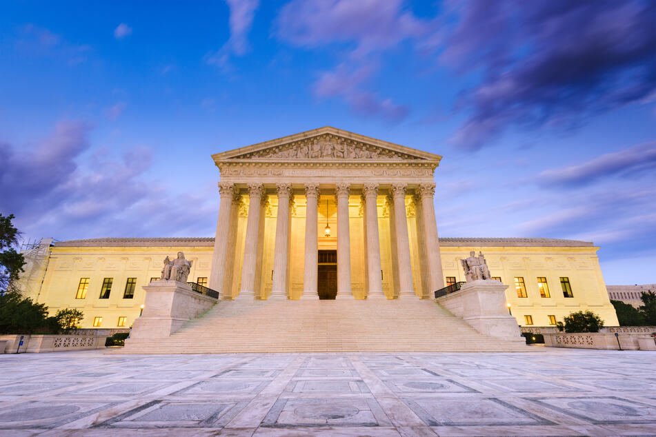 Trump's allies have filed an emergency petition with the US Supreme Court (stock image).
