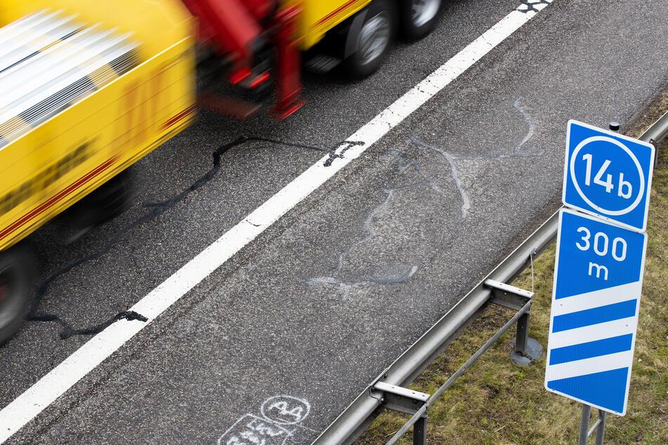 Tunnel-Sperrungen auf Autobahn bei Heldrungen