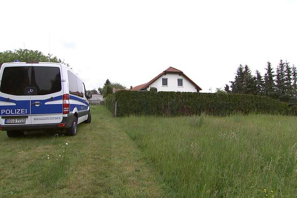 In seinem Haus im Landkreis Nordsachsen wurde der Mann festgenommen.