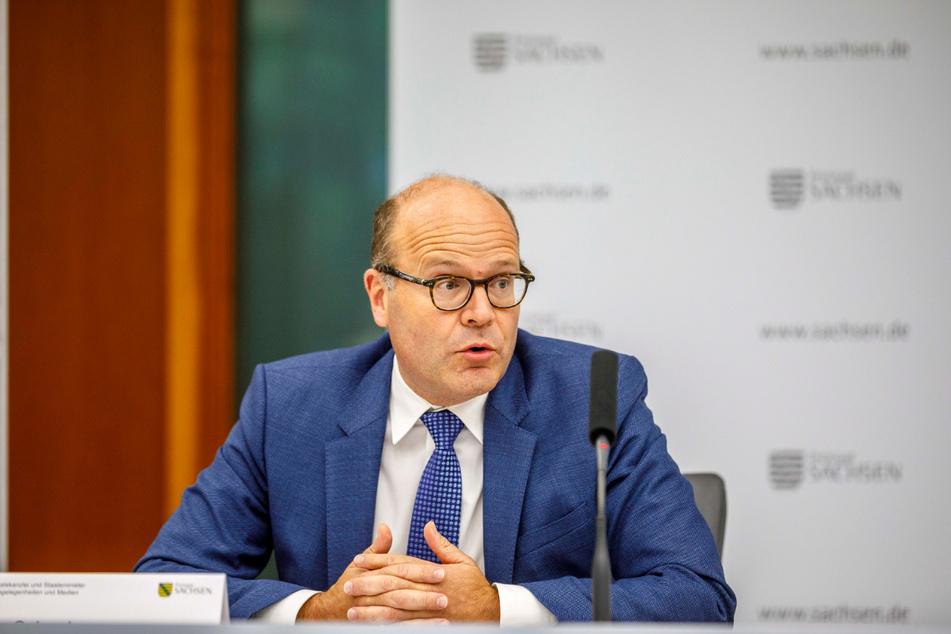 Staatskanzleichef Oliver Schenk (52, CDU)