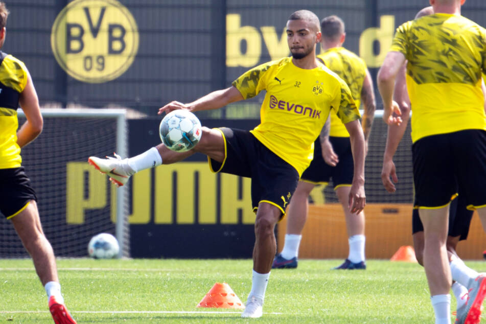 Jeremy Toljan steht bei Borussia Dortmund noch bis zum 30. Juni 2022 unter Vertrag.