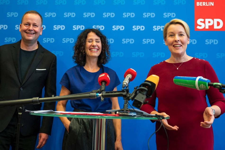 Berlin: Rot-grün-rot geht in die nächste Runde: Verhandlungen beginnen nächste Woche
