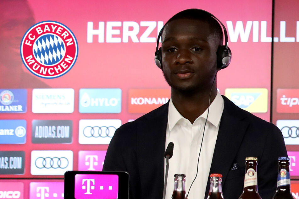 Bayern-Neuzugang Nianzou nicht im Champions-League-Kader