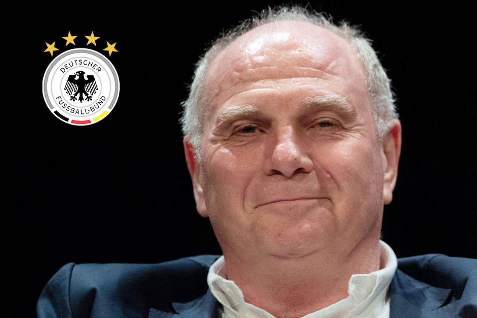 "Uli Hoeneß bekräftigt DFB-Kritik: Würde ""wieder genau dasselbe sagen"""