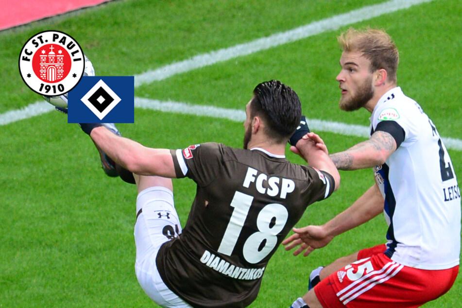 Coronavirus: Geisterspiele für St. Pauli und den HSV perfekt