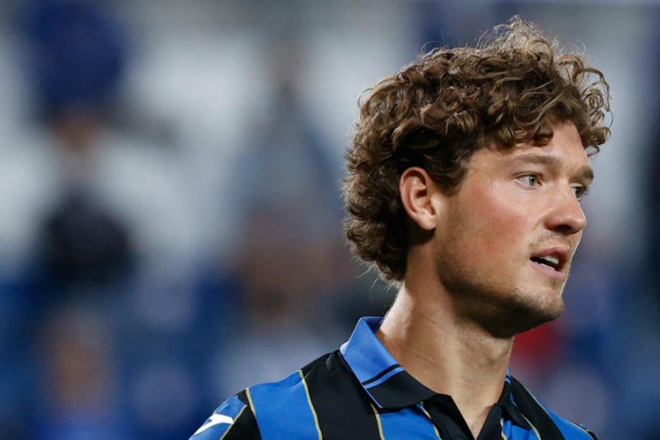 Bei Atalanta Bergamo hatte es für Sam Lammers (24) nur zu Kurzeinsätzen gereicht. Jetzt soll er für Eintracht Frankfurt in der Bundesliga Tore schießen.