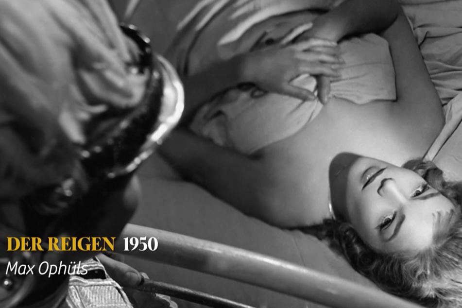 """Ihre Karriere begann als Komparsin – bis zu ihrem Durchbruch 1950 mit Max Ophüls' Film """"Der Reigen""""."""