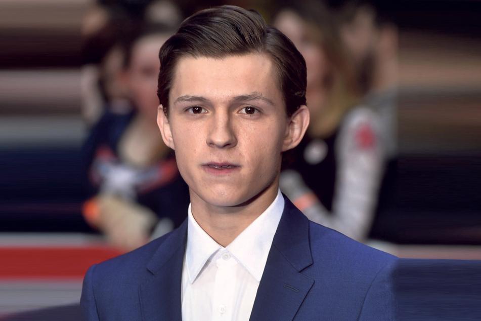 Tom Holland (24) spielt die Hauptrolle der Superhelden-Filme über den Spinnen-Mann.