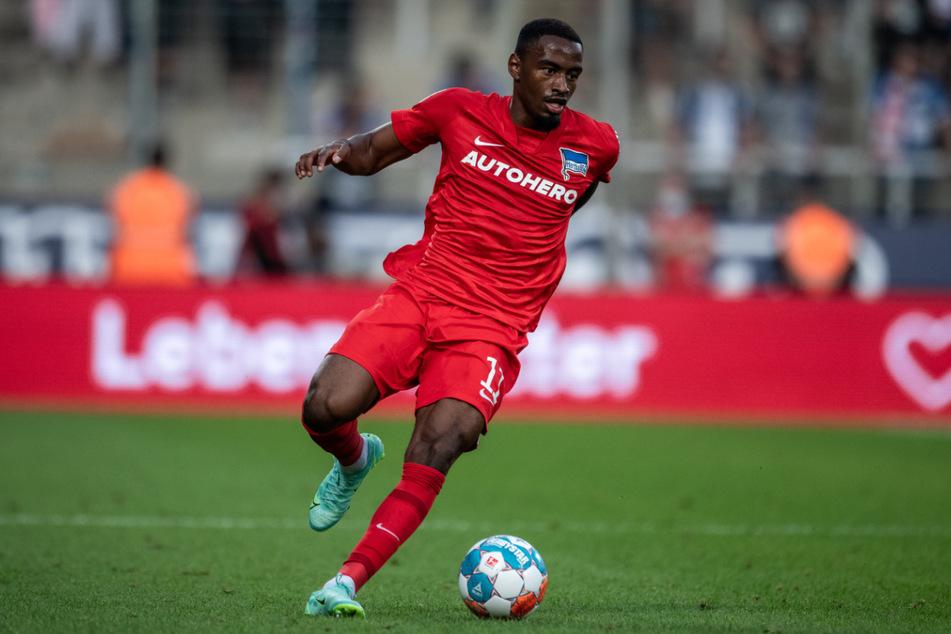 Myziane Maolida (22) feierte beim VfL Bochum eine traumhafte Bundesligapremiere. Sein erster Torschuss landete im Netz.