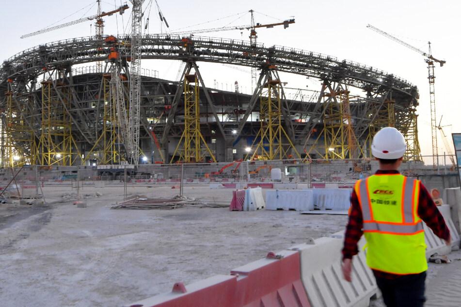"""Die Bedingungen für die ausländischen Arbeiter in Katar sollen """"untragbar"""" sein. (Symbolbild)"""