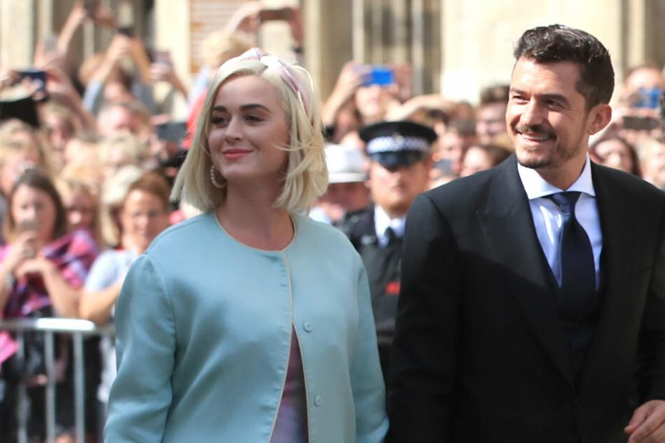Friede, Freude, Eierkuchen: Orlando Bloom (43) und Katy Perry (35) sind glücklich verlobt. Ihre Trennung war nur von kurzer Dauer.