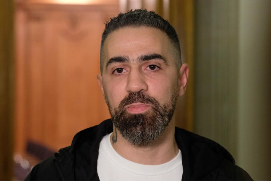 Bushido, Rapper und Musikproduzent, steht im Bundesverwaltungsgericht. (Archivbild)