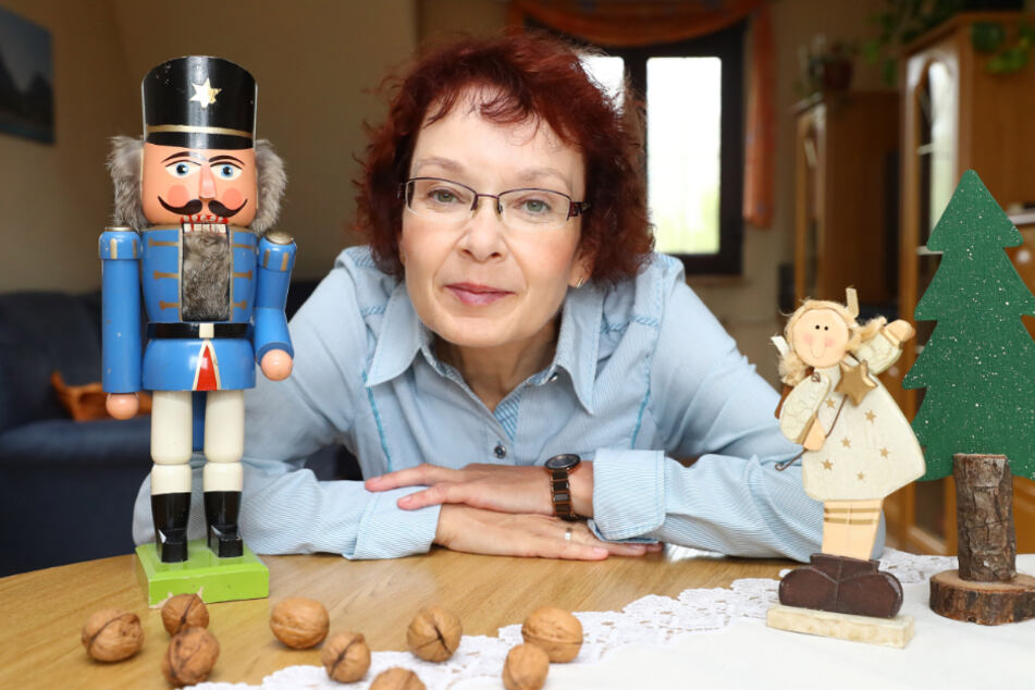 Corona macht Katrin Schindler (50) keine Angst. Da hat sie in ihrem Leben schon ganz andere harte Nüsse geknackt.