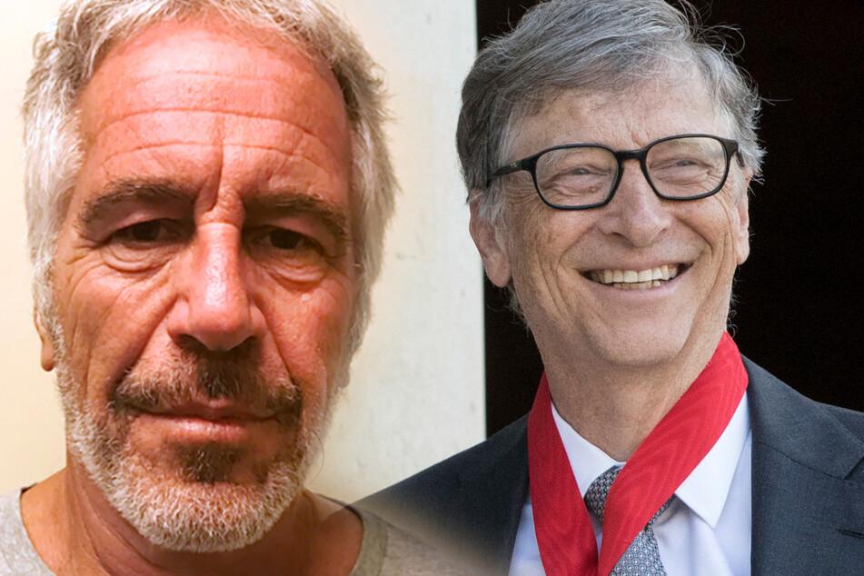 Bill und Melinda Gates: Scheidung wegen Jeffrey Epstein?