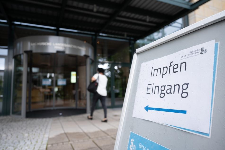 Ab Mittwoch ist das Impfen in Sachsen gegen das Coronavirus ohne Termin möglich!