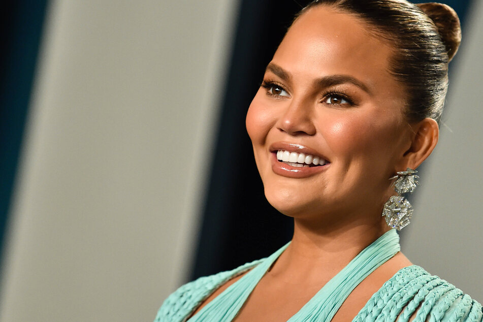 Chrissy Teigen shares her secret to four weeks of sobriety
