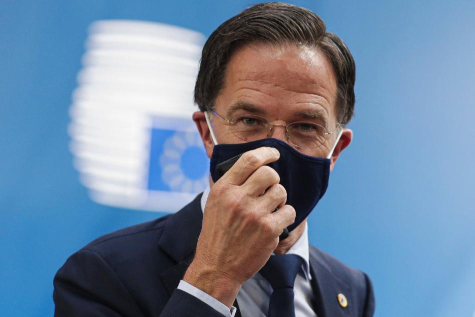 Mark Rutte (53), Premierminister der Niederlande.