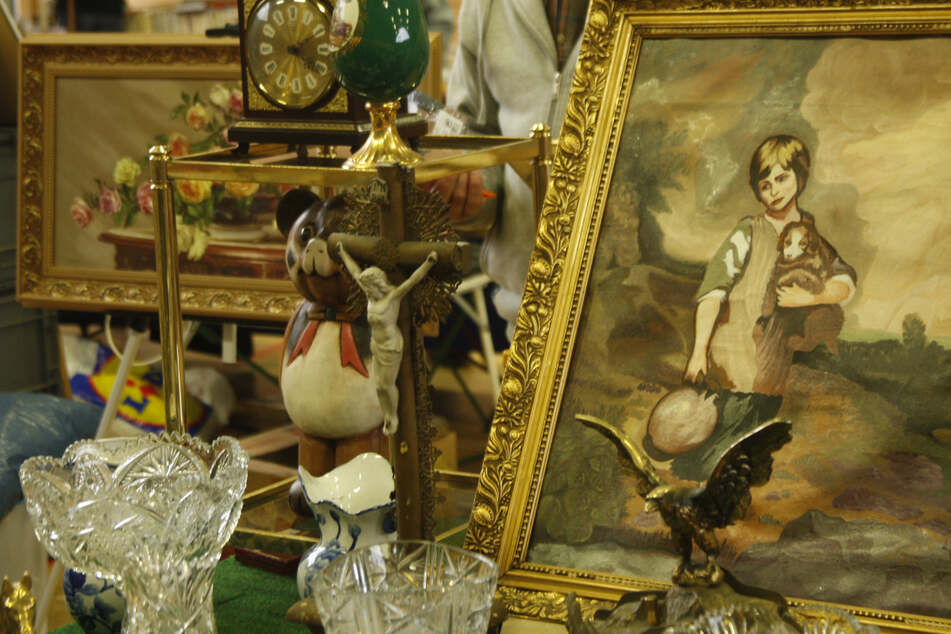 In Freital können Flohmarktfans stöbern.