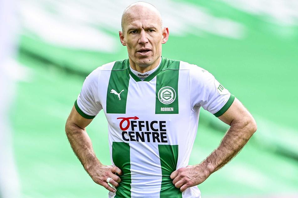 Arjen Robben (37) hat seine Fußball-Karriere beendet.