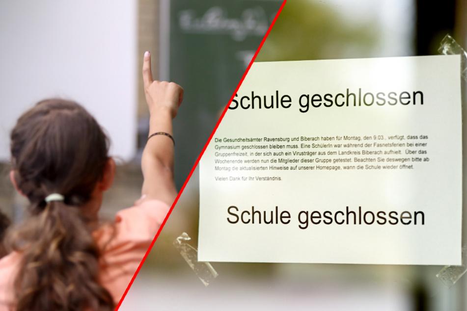 Coronavirus: So viele Schulen sind mittlerweile in Bayern geschlossen