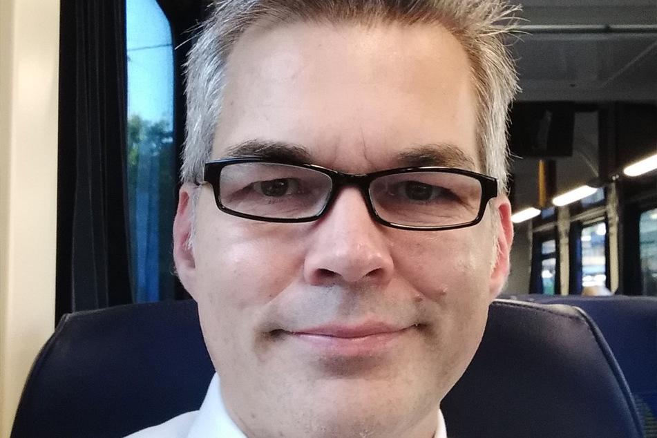Experte Matthias Moehl (54) rechnet mit großen AfD-Erfolgen in Sachsen.