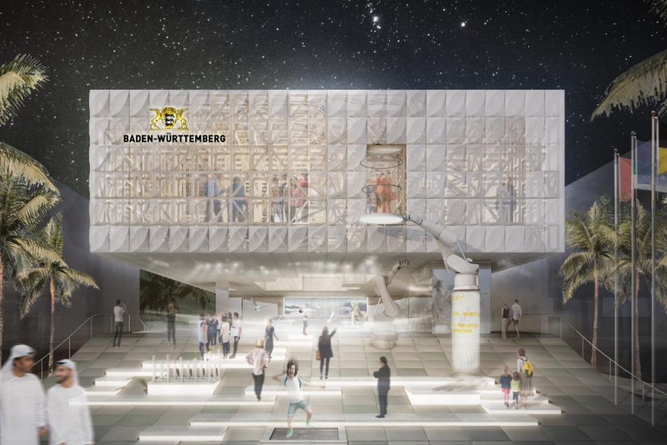 Kosten für Baden-Württemberg-Haus bei der Expo in Dubai steigen weiter