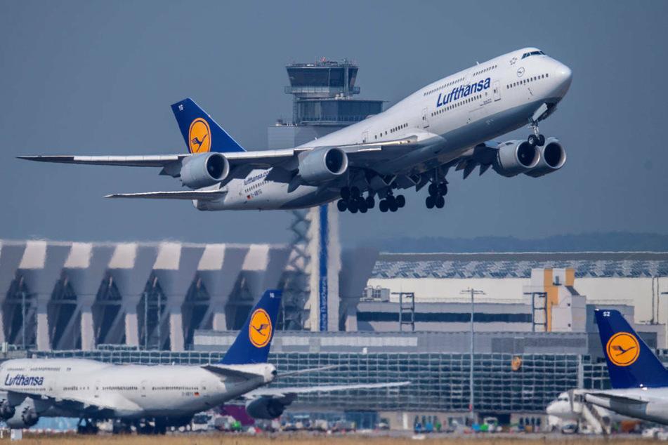 Wohl nicht vor Weihnachten ist nach Einschätzung der Lufthansa die Einreise in die USA wieder möglich.