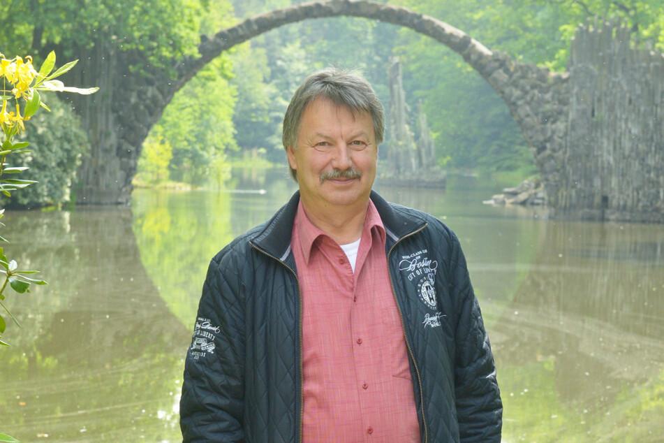 Der Gablenzer Bürgermeister Dietmar Noack (66, CDU) hofft auf ehrenamtliche Ranger.