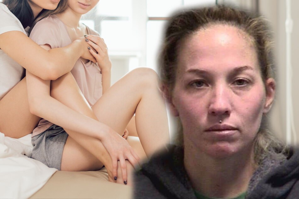 Teacher arrested after allegedly having sex with a student in the classroom