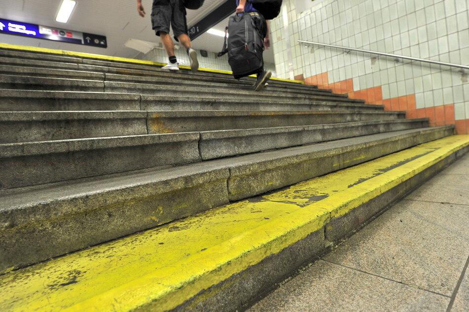 Mit dem Geld sollen beispielsweise unansehnliche Treppen erneuert werden.