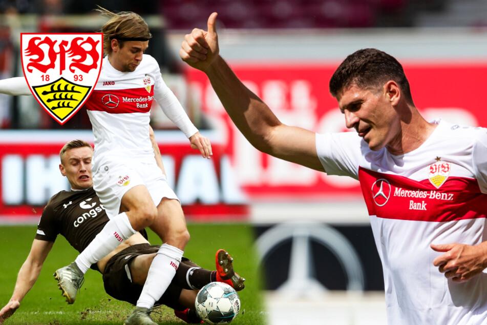 VfB-Toptalent Sosa bekommt nach jeder Vorlage eine Nachricht von Mario Gomez