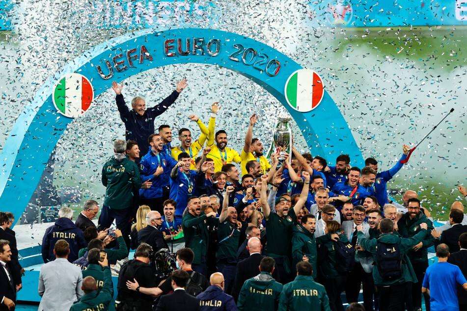 Italien ist Europameister 2020!