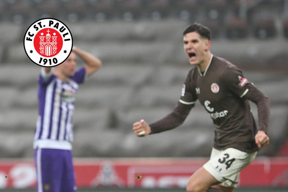 FC St. Paulis Igor Matanovic: Das ist der jüngste Torschütze der Vereinsgeschichte!