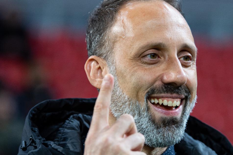 Für Pellegrino Matarazzo (42) wäre es das erste Pokal-Duell als VfB-Trainer gegen Hansa Rostock.
