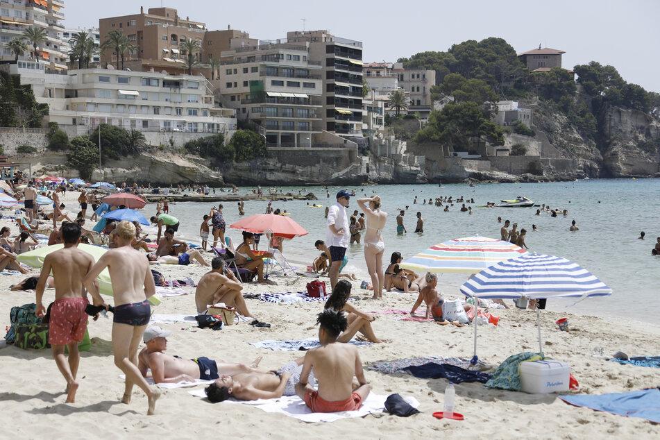 Die Bundesregierung streicht am Sonntag ganz Spanien und damit auch die beliebte Ferieninsel Mallorca von der Liste der Hochrisikogebiete.