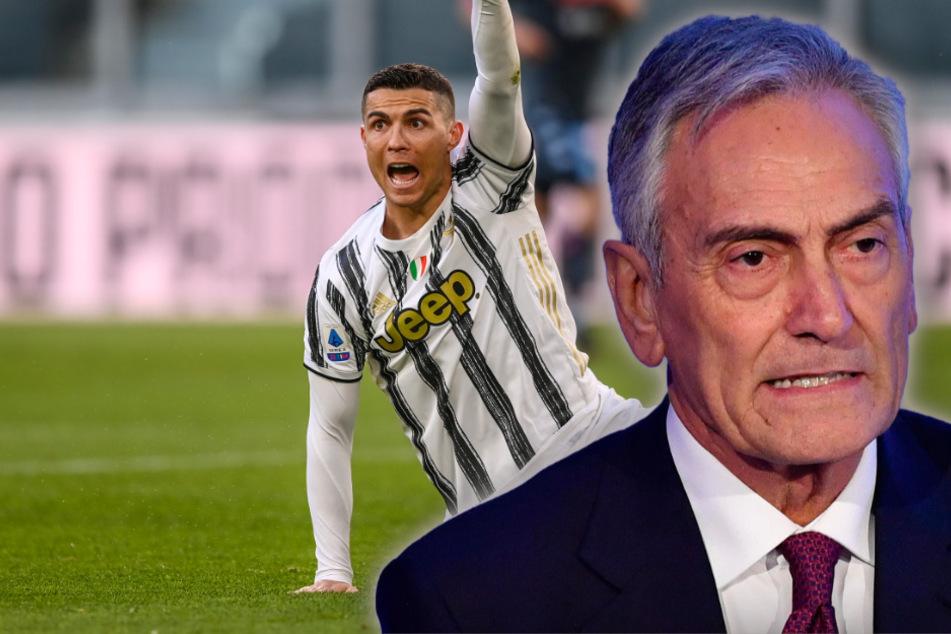Eskalation um Juventus? Liga-Boss will CR7-Klub aus der Serie A schmeißen!